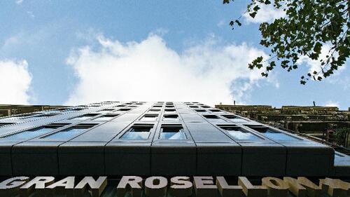 Foto del exterior de Bcn Urban Hotels Gran Rosellon