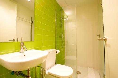 Foto del bagno Borne Pop Art Lofts