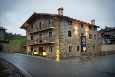 Foto del exterior de Osabarena Hotela