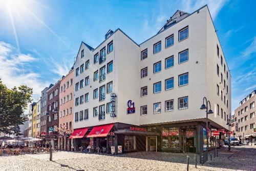 Außenansicht - Hotel City Class Residence Am Dom