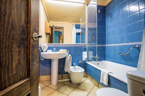 Foto del baño de Hotel Ziryab