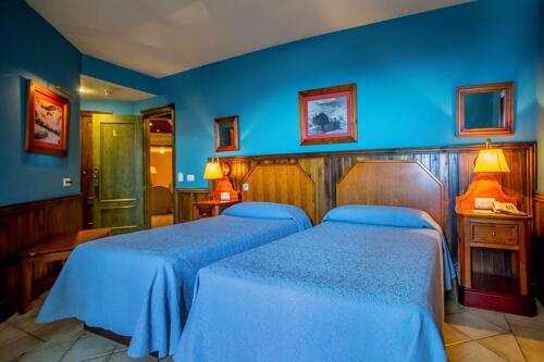 Foto di una camera da Hotel Ziryab