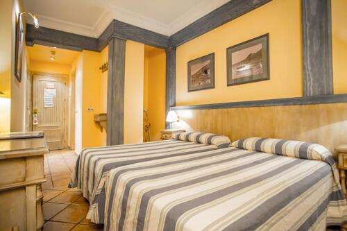 Foto de una habitación de Hotel Ziryab