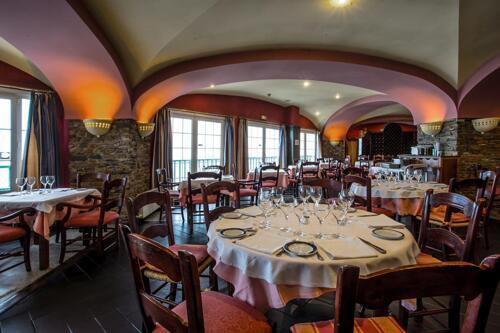 Foto area ristorante Hotel Ziryab