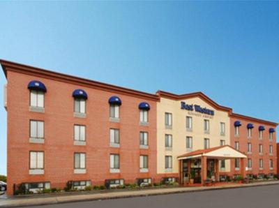 Foto do exterior - Best Western Kennedy Airport Hotel