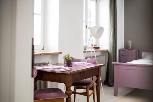 Apartamentos Wohnzimmer Bolzano