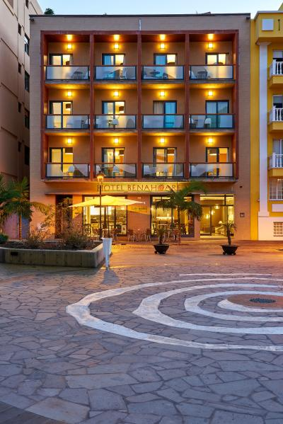 Foto degli esterni Hotel Benahoare