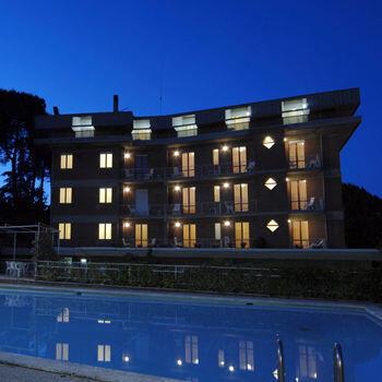 Foto do exterior - Hotel Raffaello