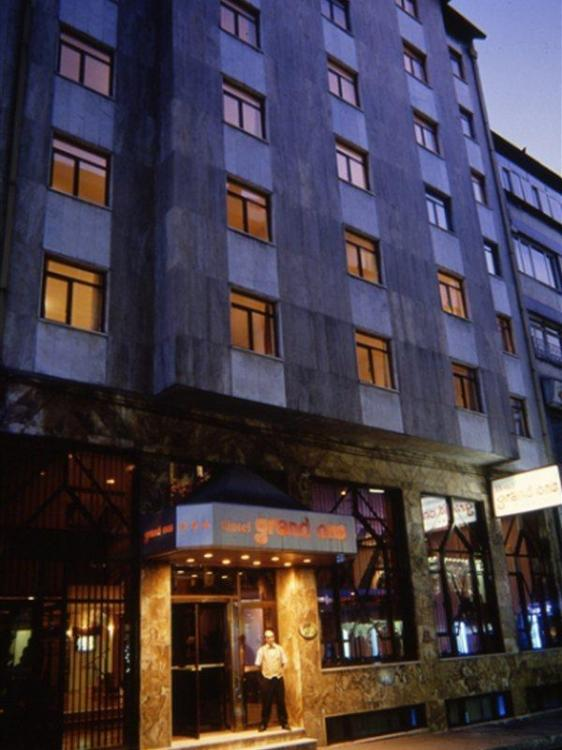 Grand Ons Hotel Istanbul Booking