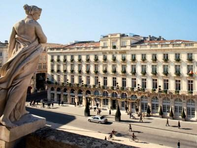Exterior – InterContinental Bordeaux - Le Grand Hotel