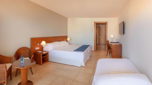 Foto de una habitación de Hotel Rh Ifach