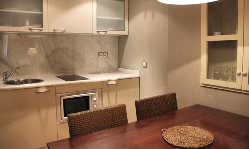 Foto de una habitación de Hotel y Apartamentos HG Cerler