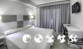 """Foto de una habitación de """"Hotel Symbol Los Patos Park"""""""
