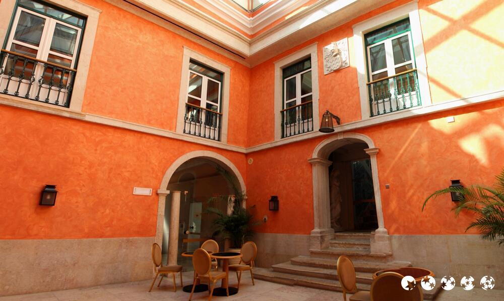 Hotel Palacio Lisbon 2018 World S Best Hotels