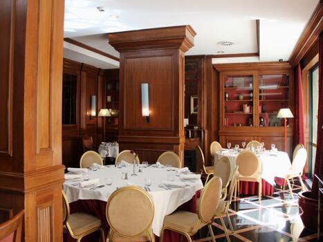 Foto area ristorante Hotel Real Palácio