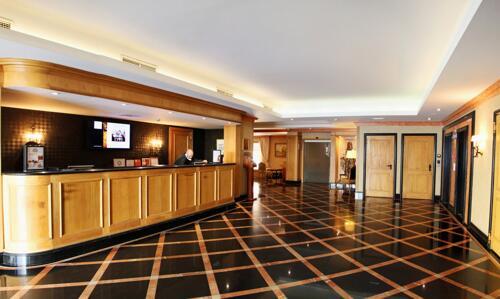 Foto delle aree comuni da Hotel Real Palácio