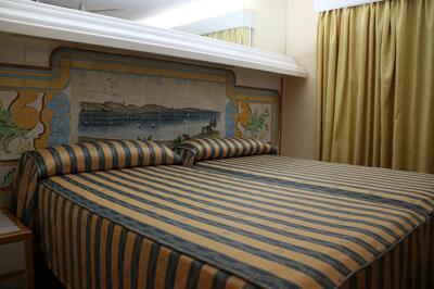 Foto de una habitación de Vera Playa Club Hotel