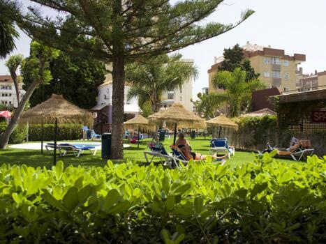 Foto de los servicios de Hotel Monarque Fuengirola Park