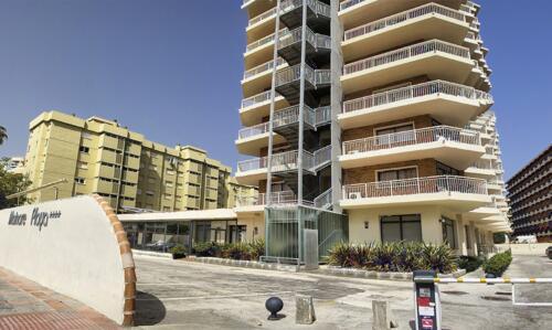 Foto del exterior de Hotel Mainare Playa