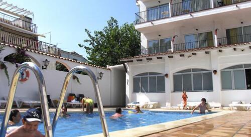 Foto de los servicios de Hotel Comarruga Platja