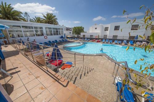 Foto de los servicios de Apartamentos Jable Bermudas