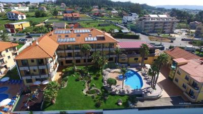 Foto del exterior de Apartamentos Atlántico Resort