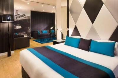 Room – Hotel L'Empire