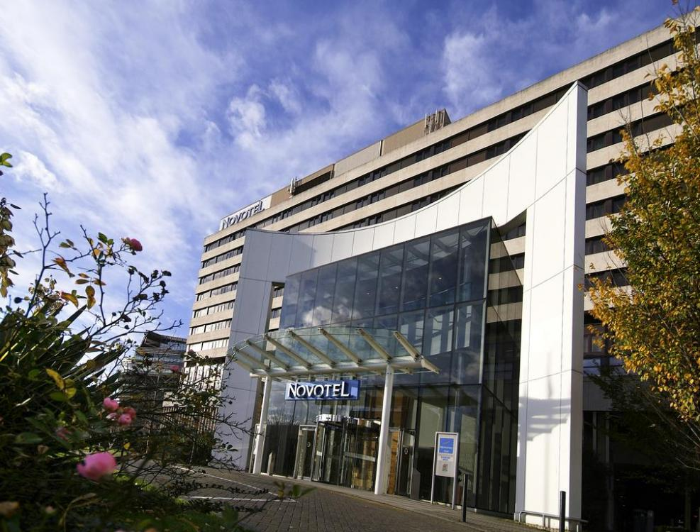 Hotel novotel london west londres for Hotel w londres