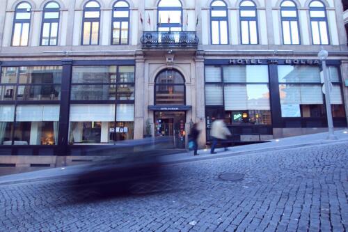 Außenansicht - Hotel da Bolsa