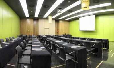 Foto de los servicios de Vincci Zaragoza Zentro