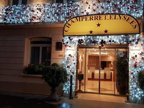 Foto del exterior de Hotel Champerret Elysees