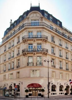 Foto del exterior de Hotel Chateau Frontenac