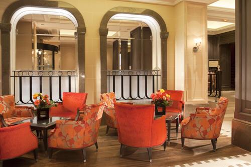 Foto de las zonas nobles de Hotel Chateau Frontenac