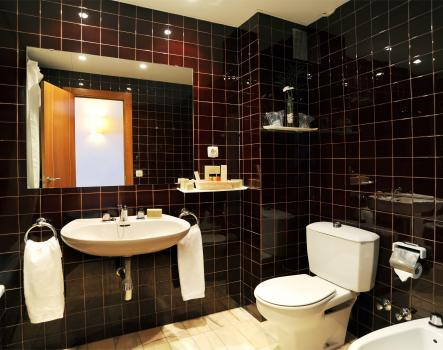 Bathroom – Hotel Kursaal