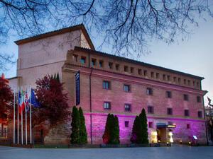 """Foto del exterior de """"Hotel Monasterio Benedictino"""""""