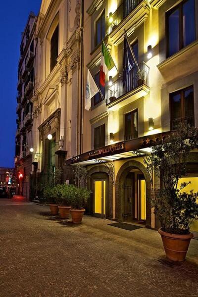 Außenansicht - Hotel Palazzo Turchini