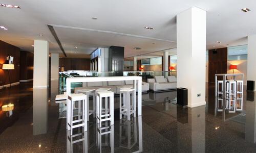 Foto de las zonas nobles de Hotel Primus Valencia