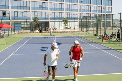 Foto general de Rafa Nadal Sport Centre