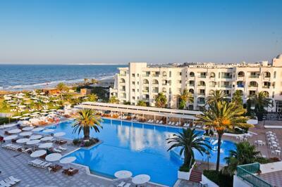 Serviços - Hotel El Mouradi Mahdia