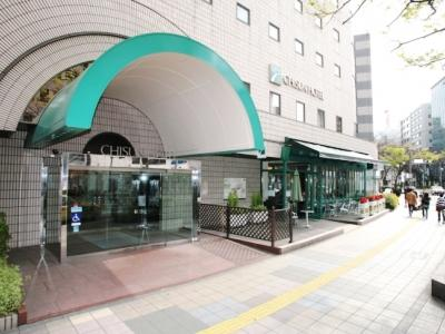 Foto del exterior de Chisun Hotel Hakata