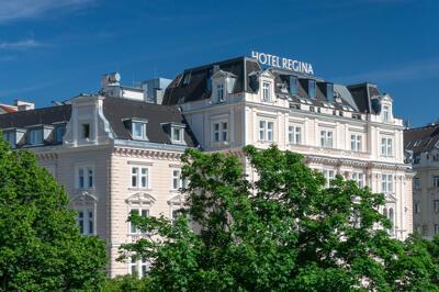Foto degli esterni Hotel Regina