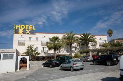 Ausstattung - Hotel Al Andalus Nerja