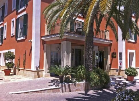 Foto del exterior de Hotel Les Rotes