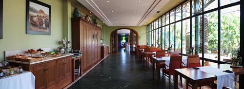 Restaurant - Hotel Les Rotes