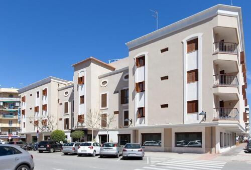 Außenansicht - Hotel Costa Blanca