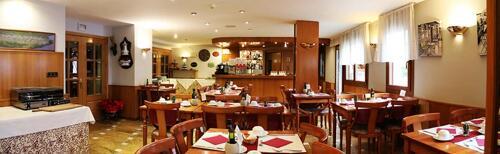 Restaurant - Hotel Eth Solan
