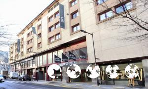 """Foto del exterior de """"Acta Arthotel"""""""