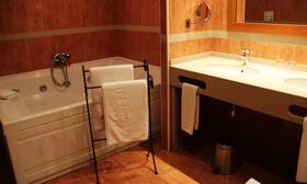"""Foto del baño de """"Acta Arthotel"""""""