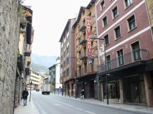 """Foto del exterior de """"Hotel Sant Jordi"""""""