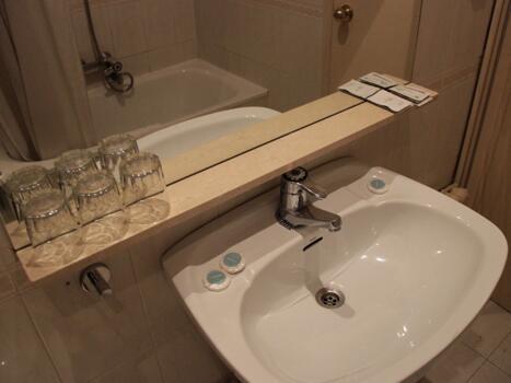 Foto del baño de Hotel Sant Jordi